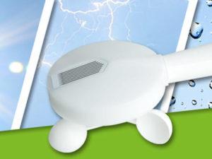 Exakte Wetterdaten für Ihr Smart Home