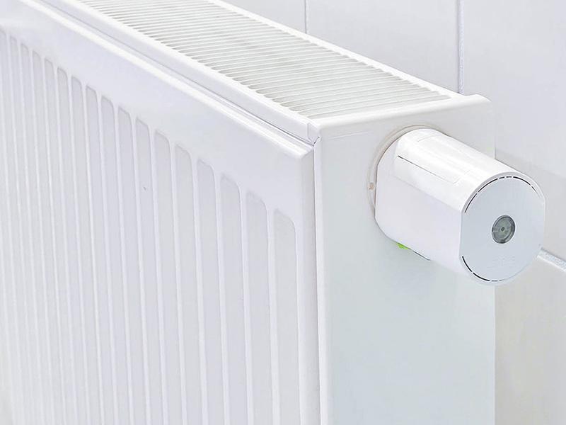 Altersgerecht Wohnen - Temperatursensor