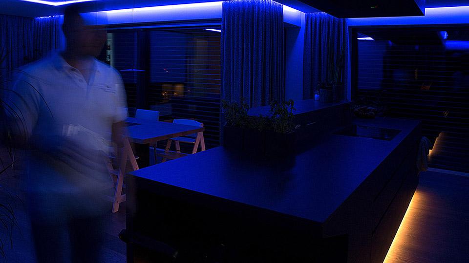 Lichtstimmung Nacht